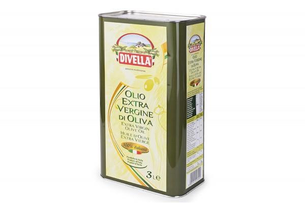 Extra szűz olívaolaj olasz Divella