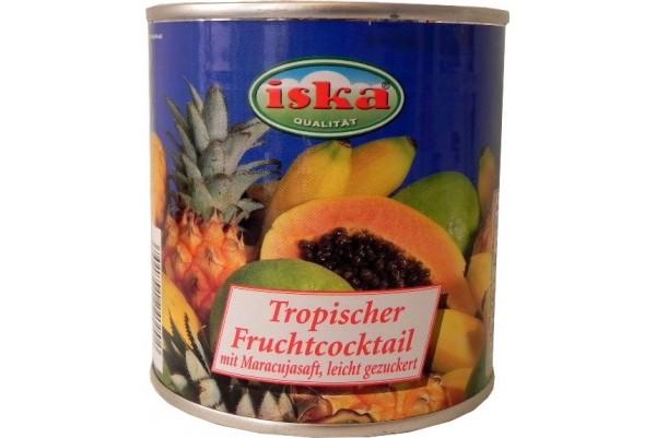 Trópusi gyümölcskoktél