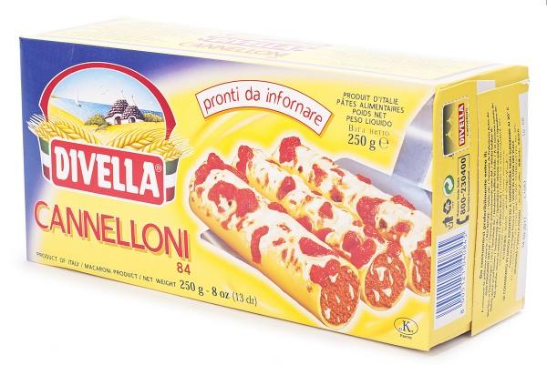 """Canelloni """"tölthető vastag csőtészta"""""""