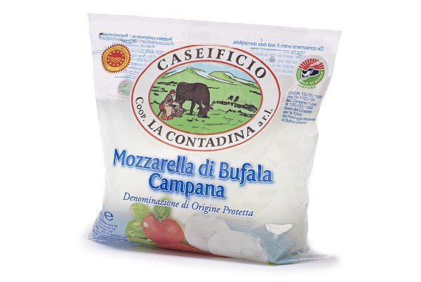 Bivaly mozzarella