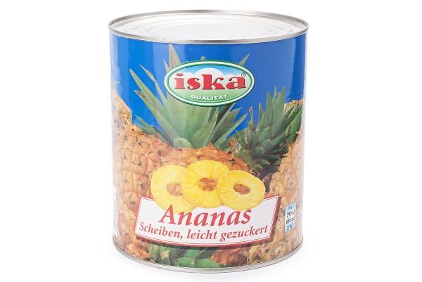 Ananász körszeletes