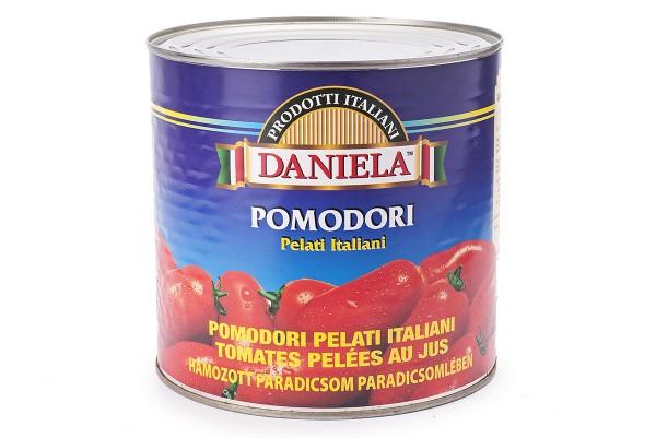 Hámozott egész paradicsom olasz Daniella